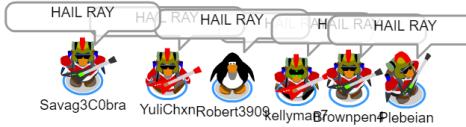 HAIL RAY