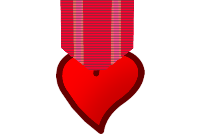 medal of valentines