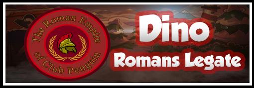 Romans signature Dino